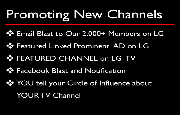 LG TV CHANNEL
