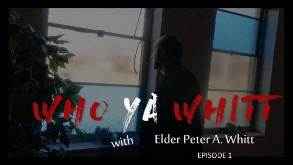 Who Ya Whitt EP 1